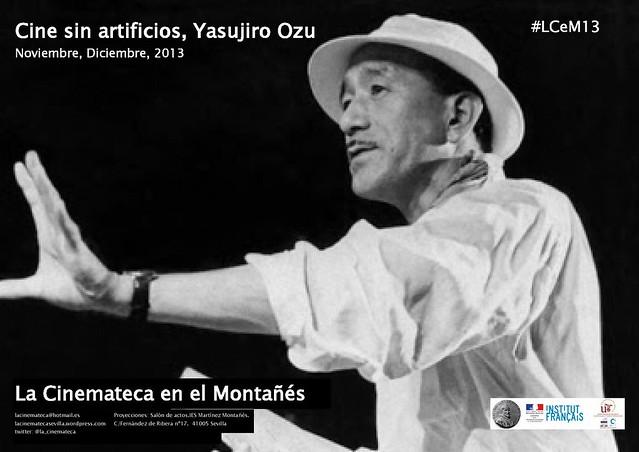 Cine sin artificios, Yasujiro Ozu
