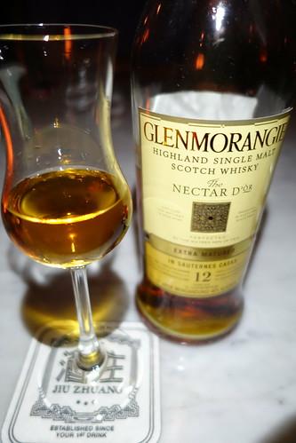 Glenmorangie Nectar d'Or at Jiu Zhuang