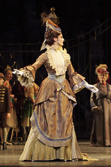 Elizabeth McGorian in Swan Lake, The Royal Ballet