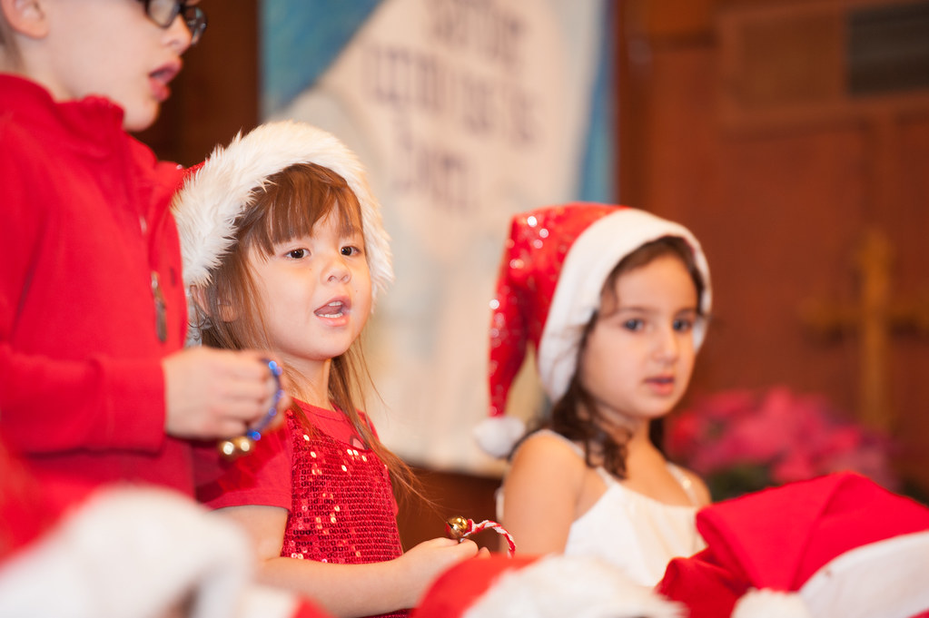 St. Alban's Daycare Christmas Concert - 2013