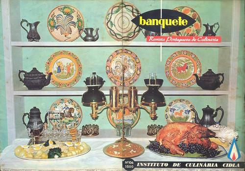 Banquete, Nº 106, Dezembro 1968 - capa, contra-capa