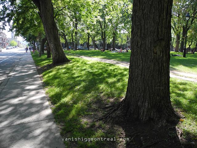Wilfrid Laurier park
