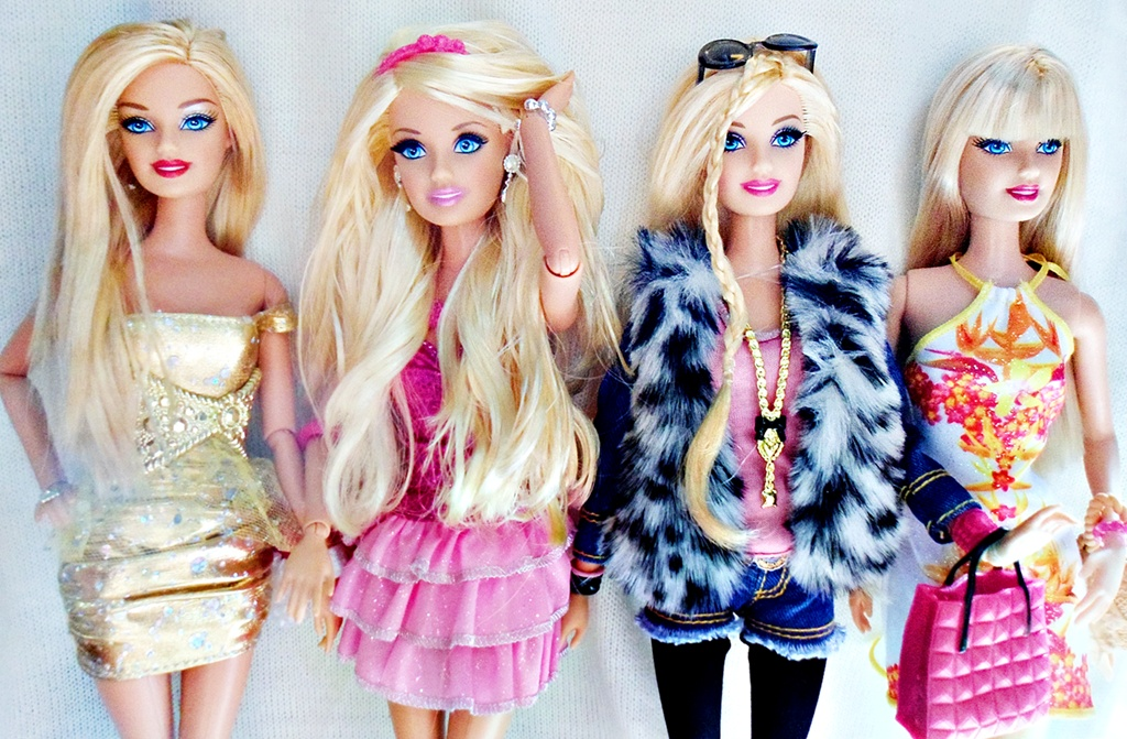 Fashionistas 2014 Barbie