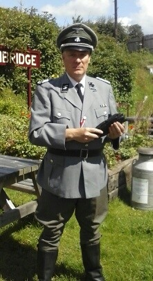 SS Officer for TV Reconstruction