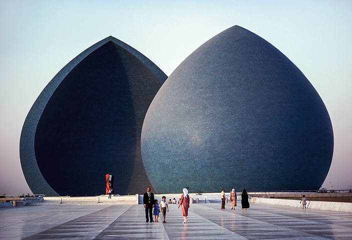 Iraq, 1984, by Steve McCurry
