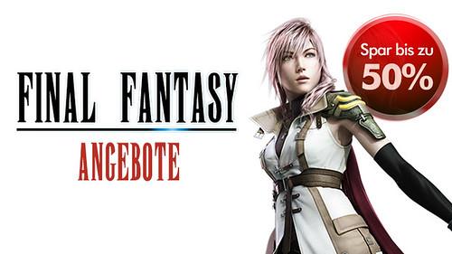 Final Fantasy Angebote
