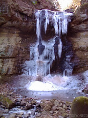 2010年1月19日のお滝