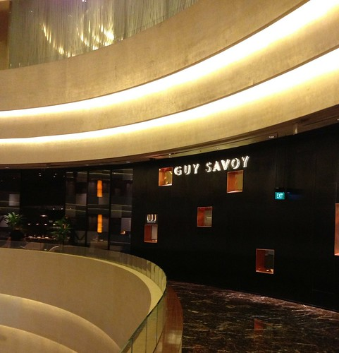 Guy Savoy Singapore