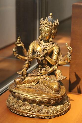 2014.01.10.306 - PARIS - 'Musée Guimet' Musée national des arts asiatiques