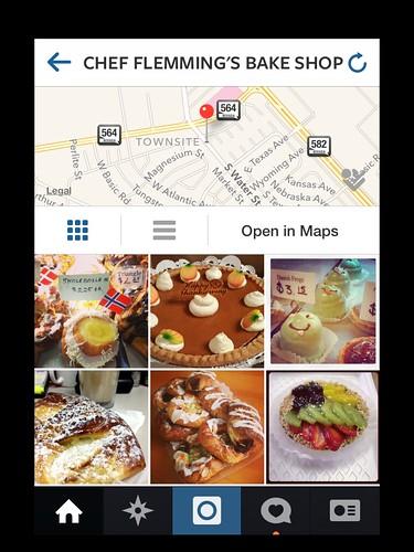 Scandinavia Day at Chef Flemming's Bake Shop (Instagram)