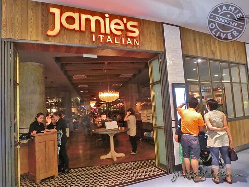 Jamie's Italian Singapore | spunktitud3