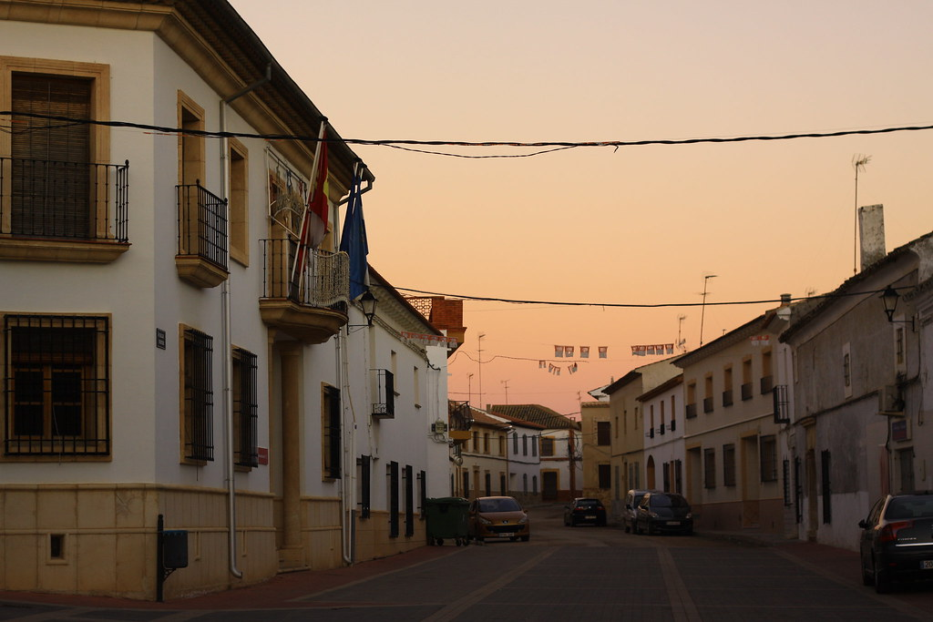 Spain (From Madrid to Algemesi)