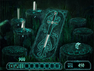 Avalon 2 - Quest for the Grail Lake of Legend Bonus