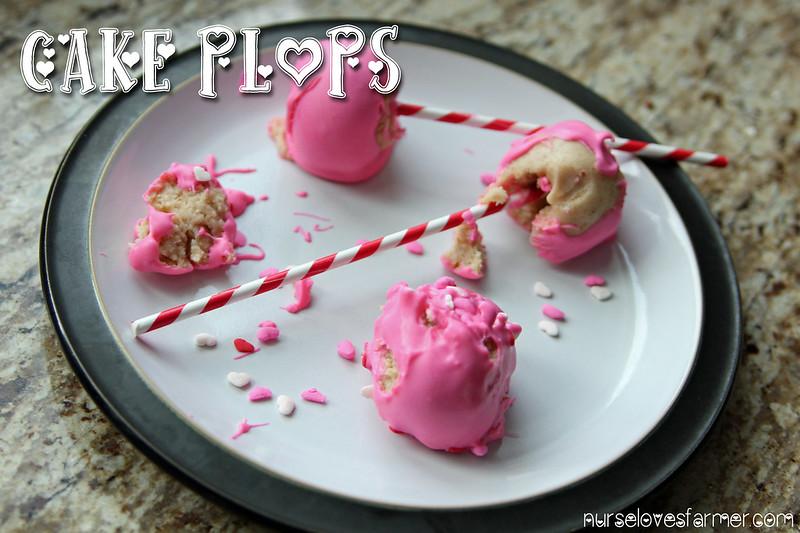 Cake Plops