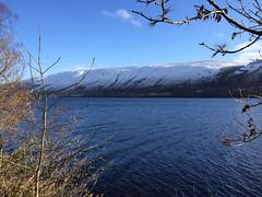Snowy hills around Clunes