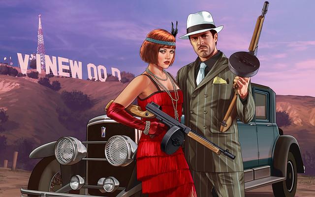 GTA Online: Valentine's Day DLC