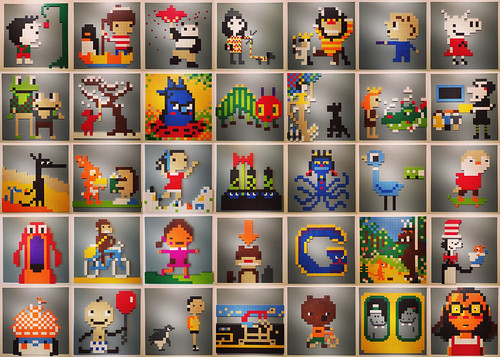 8bit picture books