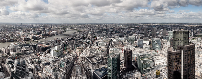 The View from the Leadenhall Building