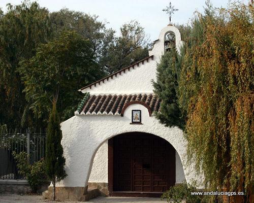 Granada- Deifontes - Ermita de San Isidro - 37 19' 54 -3 35' 9