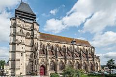 Pont-l'Évêque: Eglise Saint-Michel
