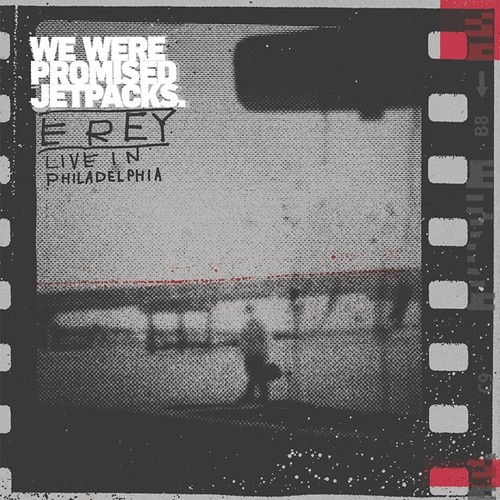 We Were Promised Jetpacks - E Rey Live In Philadelphia