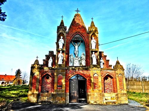 chapelle sur Sait Ghislain