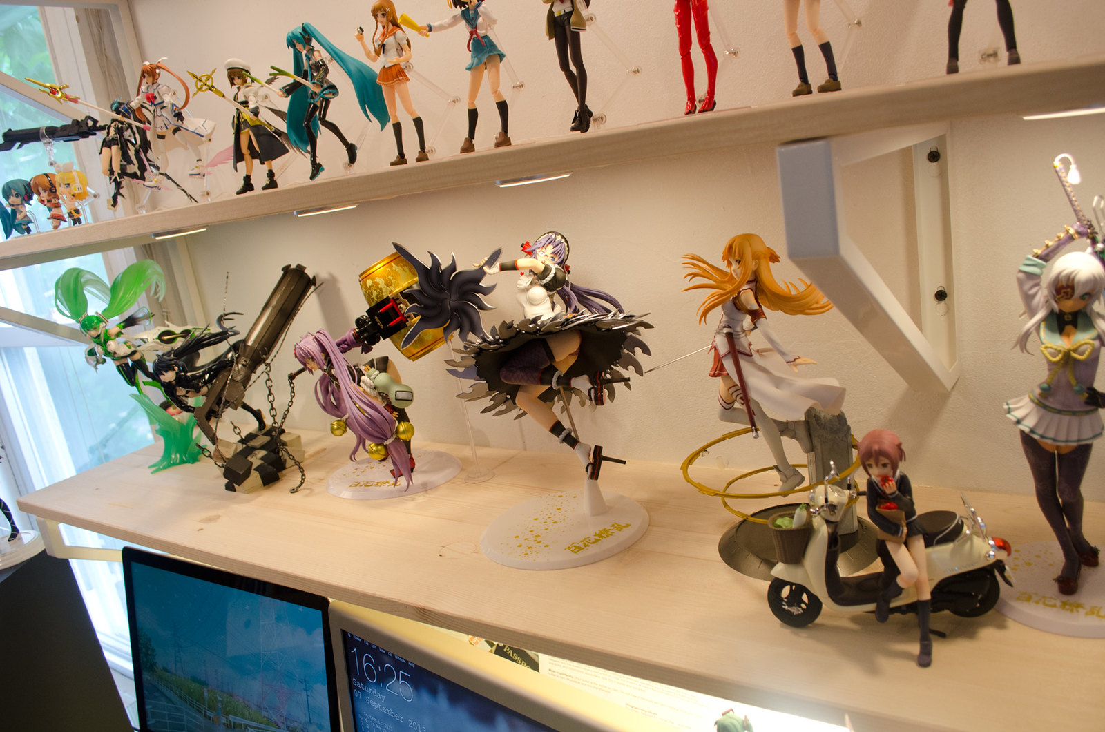 Figure Shelf