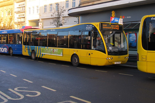 Yellow Buses Bournemouth 22