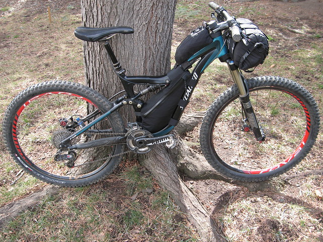 Gretchen's Specialized - right side