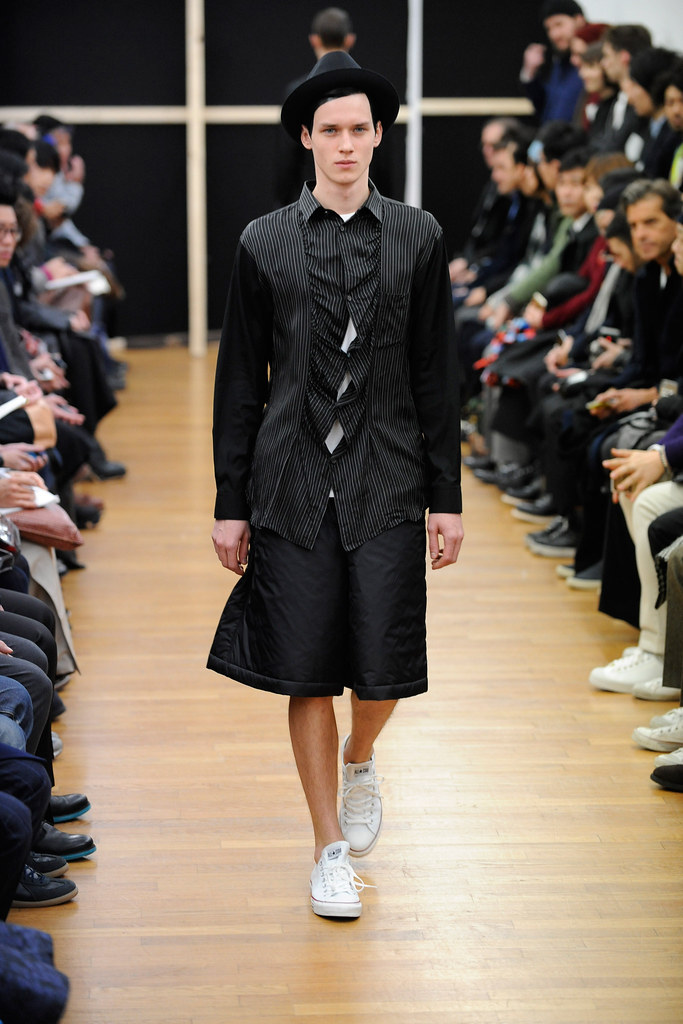 Yulian Antukh(Antuh)3019_FW14 Paris Comme des Garcons Shirt(fashionising.com)