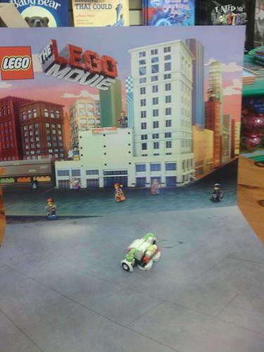 March 1 2014 Lego Build