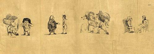 009- Principes De Caricature…-1800-Francois Grose- Staatsbibliothek zu Berlin
