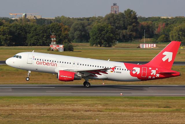 Air Berlin - A320 - D-ABDB (1)