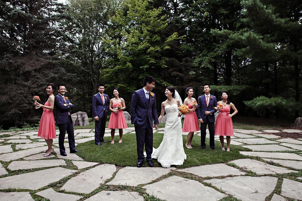 McMichael Gallery Wedding Photography