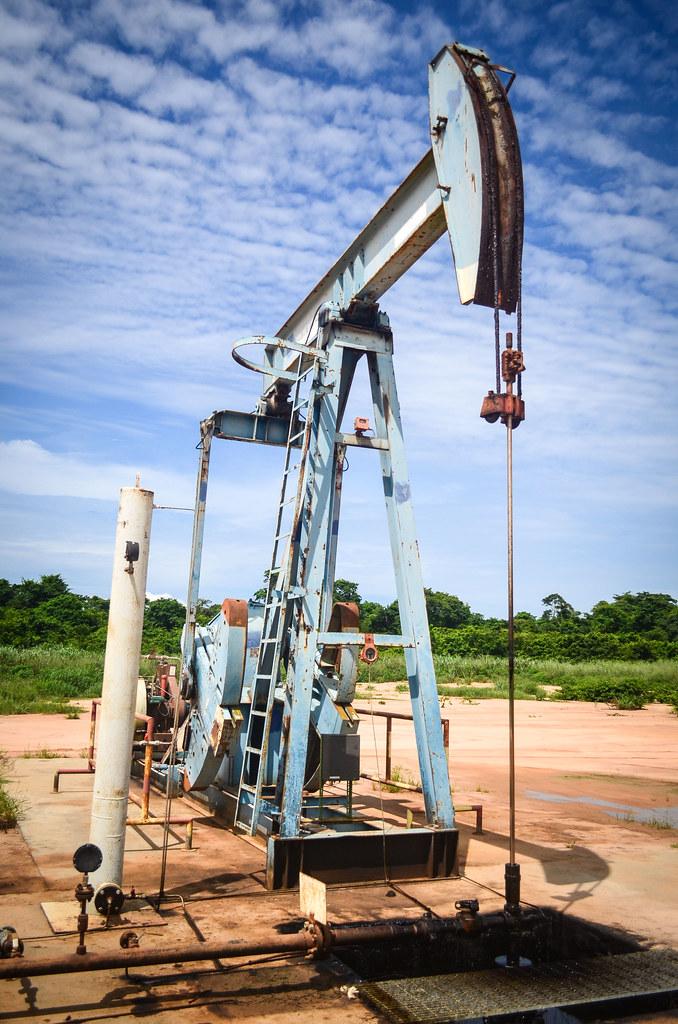 Pétrole Angola, province de Zaïre