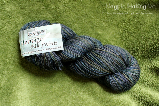 Cascade Heritage silk
