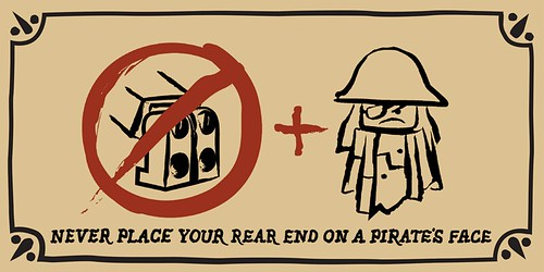 MetalBeard's Rules of the Sea