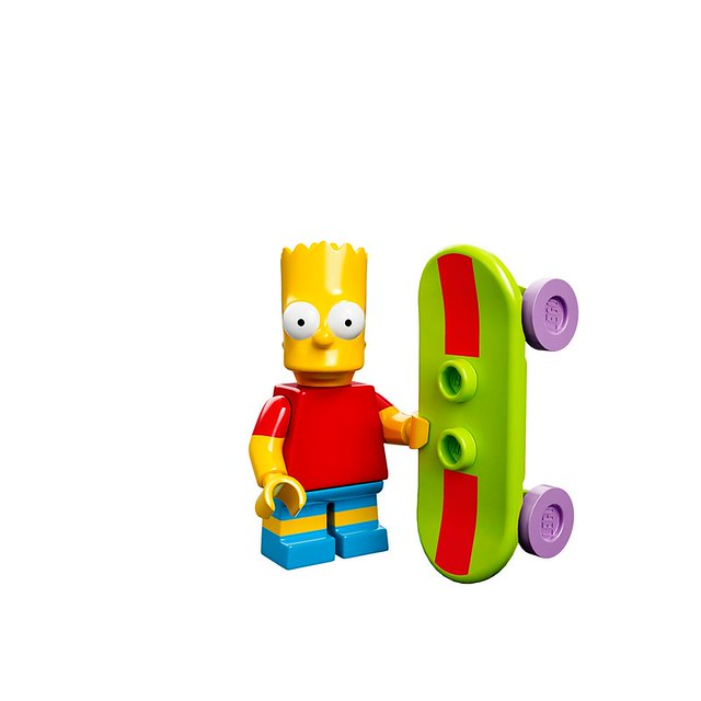 LEGO The Simpsons - Collectible Minifigures Series - Bart