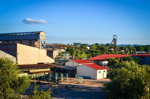 Mine de Tsumeb