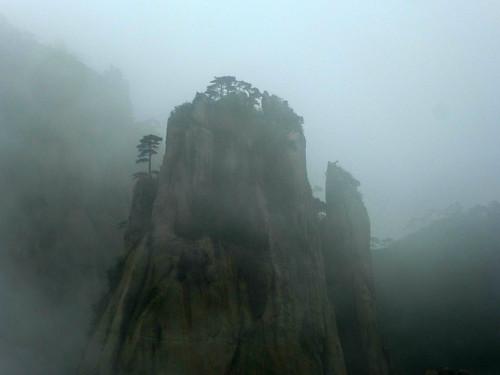 Jiangxi-Sanqing Shan-3 sentier du soleil (56)