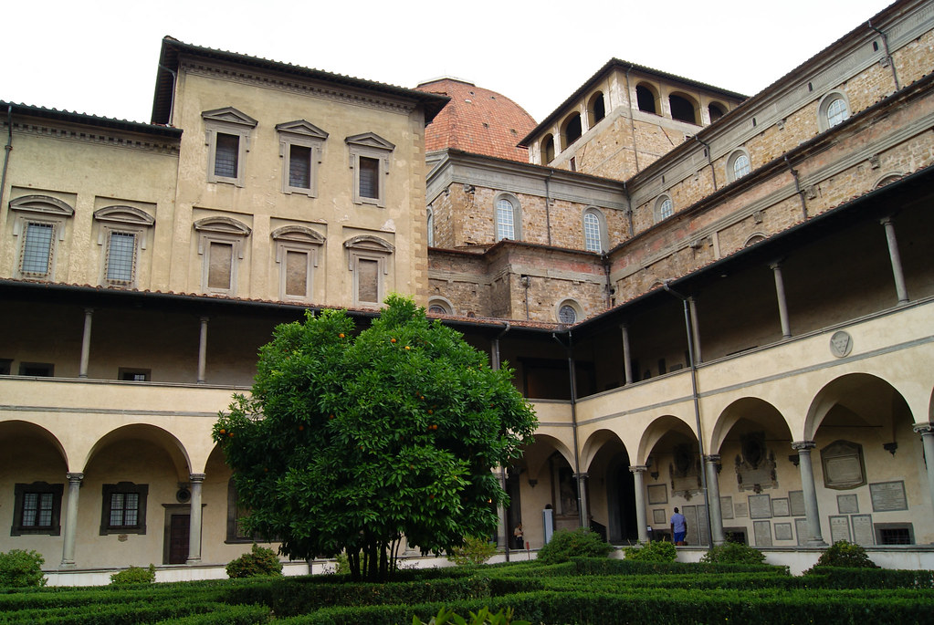 Firenze - Santa Maria Novella & San Lorenzo-15