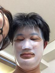 100円ショップ シリコーン 潤マスク