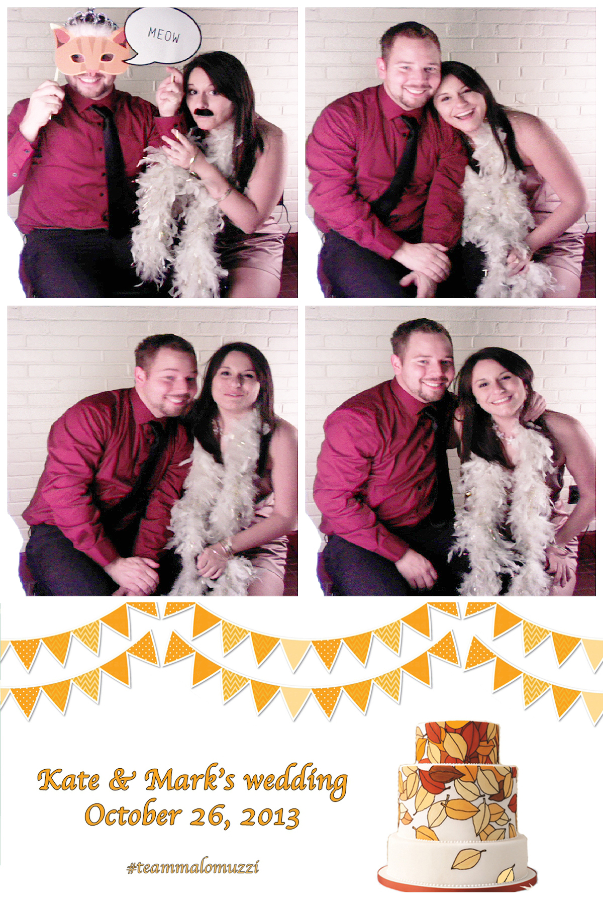 Lauren&Kyle@PhotoBooth