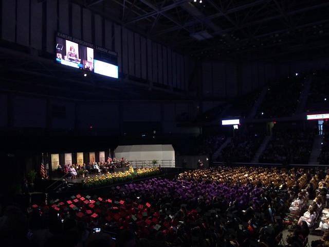 brian's graduation