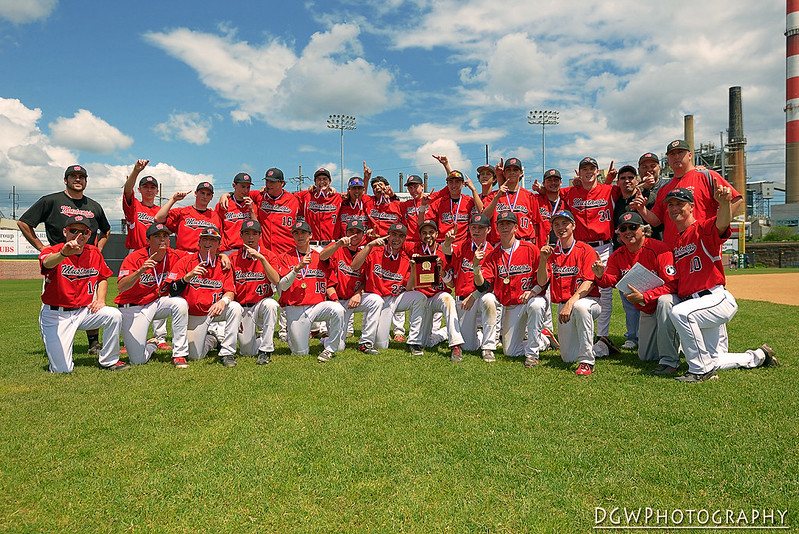 Fairfield Warde vs. Trumbull High - FCIAC Baseball Championship