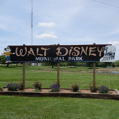 Walt Disney Municipal Park入り口
