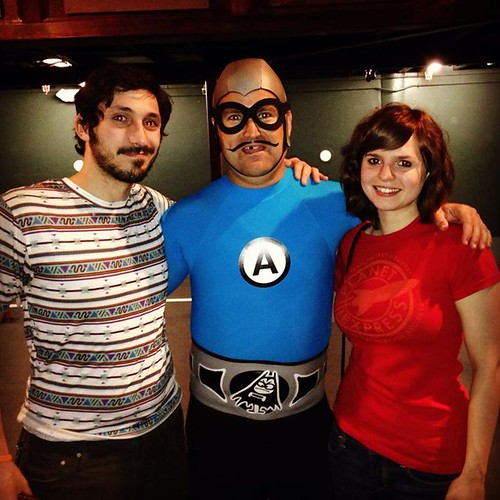 chrismeaquabats, the aquabats