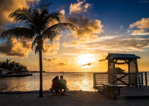 travel sunset vacation usa water landscape florida marathon ui roadtrip keywest waterscape