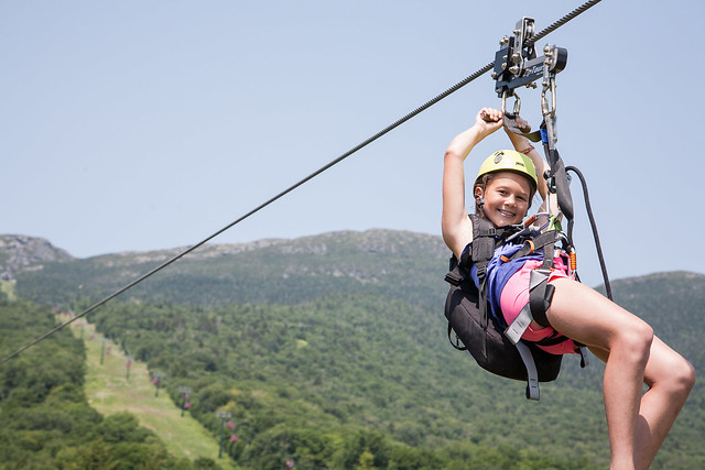Stowe Zip Tour