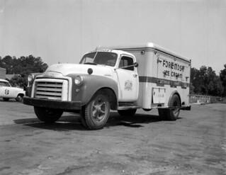 Foremost Ice Cream truck - Jacksonville